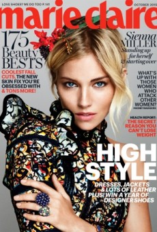 Sienna Miller Gives Marie Claire Its Best Cover of the Year (Forum Buzz)