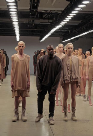 Yeezy Is Holding Casting Calls for Extras, Will Pay $80 for Fashion Show Attendance