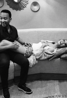 Chrissy Teigen Is Pregnant!