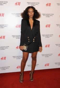 H&M Launches Flagship Sydney Store with Solange Knowles