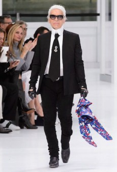 Karl Lagerfeld Rejects the See-Now, Buy-Now Runway Concept: 'It's the End of Everything'