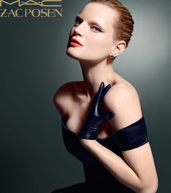 MAC x Zac Posen makeup line launching February 2016