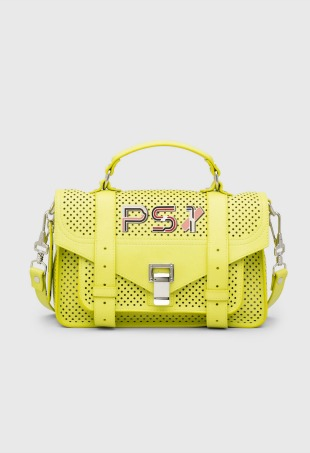 Proenza Schouler Customizable PS1 Bag
