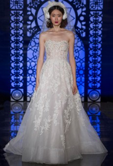 71 Insanely Gorgeous Gowns from Bridal Fashion Week Fall 2016
