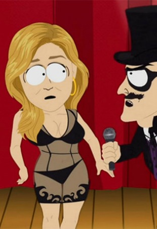 South Park Gigi Hadid