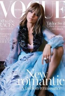 Taylor Swift Is Unrecognizable on Vogue Australia (Forum Buzz)