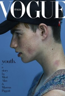 Vogue Italia Continues to Lose Its Identity with These Disappointing Mert and Marcus Covers (Forum Buzz)