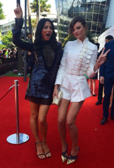 Your Complete 2015 ARIAs Red Carpet Round-Up