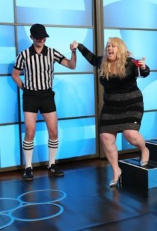 WATCH: Rebel Wilson Proves the Pain of High Heels on The Ellen Show
