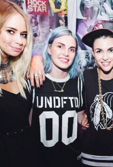 Ruby Rose Gives Tully Smyth a Helping Hand on the Dating Scene