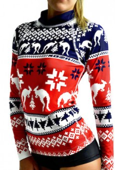 Australia Finally Gets a Taste of the Ugly Christmas Sweater