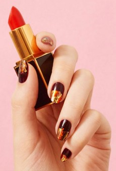 12 Fall Nail Art Ideas We Can't Wait to Try