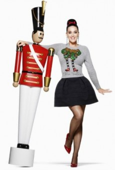 Katy Perry Recorded an Original Christmas Song for H&M Holiday Ads