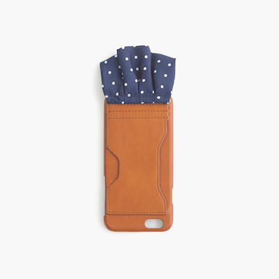 Jimmy Fallon J Crew Pocket Dial Phone Case