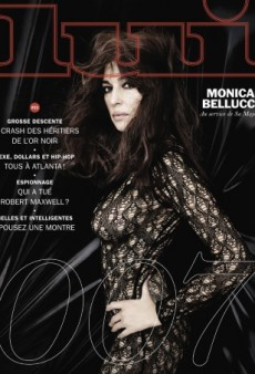 Monica Bellucci's Sexy New Cover for Lui Magazine Wins Over Forum Members (Forum Buzz)