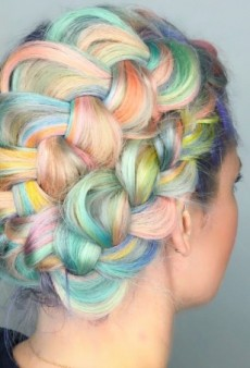 Are You Ready for the New Macaron Hair Color Trend?