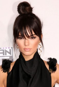 Celebrity Hair Trend: Top Knots Ruled the AMAs Red Carpet