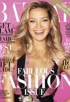 Kate Hudson's Harper's Bazaar Cover Is Nearly Identical to Her Cover From 2013 (Forum Buzz)