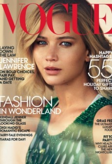 Jennifer Lawrence Covers December Vogue — or Is It April? (Forum Buzz)