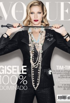Gisele Bündchen Is Unrecognizable on Vogue Brazil's December Covers (Forum Buzz)