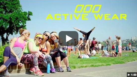 Activewear video