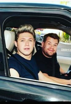 Watch: One Direction Nails Carpool Karaoke With James Corden
