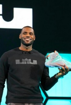 Life Goals: Lebron James Just Scored a Lifetime Deal With Nike