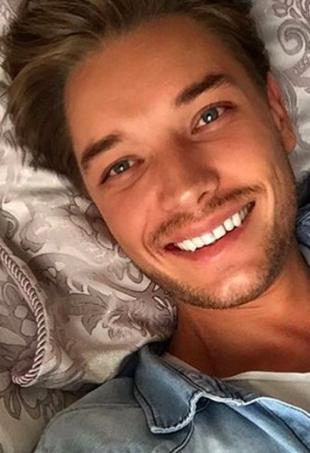 David Witko smiling