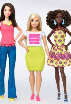 It's About Time: Barbie Adds Tall, Curvy and Petite Size Dolls