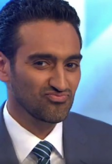 Watch: Derek Zoolander Treats Waleed Aly to a Masterclass in Modelling