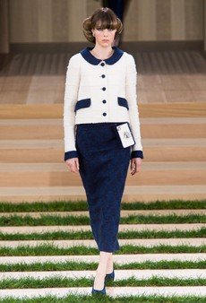 Chanel Haute Couture Spring 2016 Runway