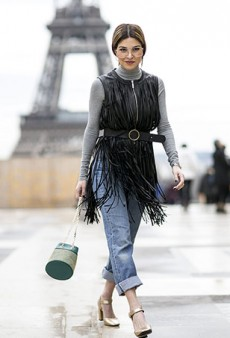 High-End Street Style Shines at Haute Couture Fashion Week in Paris