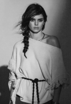 Kendall Jenner Faces Backlash Over New 'Tribal' Campaign