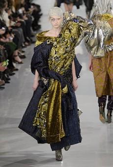 Maison Margiela Haute Couture Spring 2016 Runway
