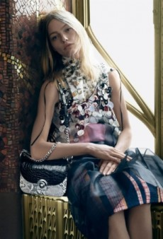 The Casting of Prada's Spring 2016 Campaign Couldn't Be More Perfect (Forum Buzz)