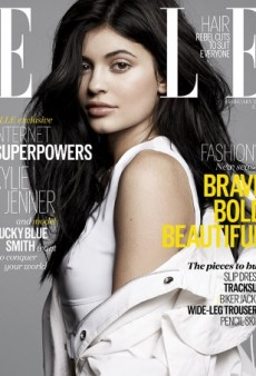 Kylie Jenner Looks Fresh-Faced on the Cover of ELLE UK — and We Like It (Forum Buzz)