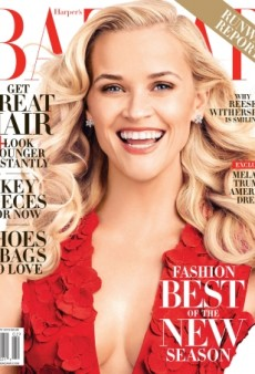 Reese Witherspoon Oozes Old Hollywood Glamour on Harper's Bazaar (Forum Buzz)