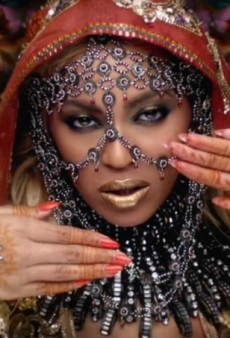 Coldplay and Beyoncé's New Video Gets Slammed for Cultural Appropriation