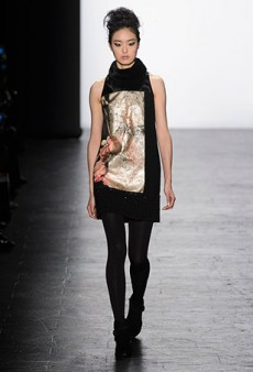 Carmen Marc Valvo Fall 2016 Runway