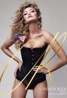 Gigi Hadid Embodies Carine Roitfeld's 'Americana' on CR Fashion Book's New Cover (Forum Buzz)