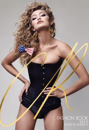 CR Fashion Book #8 : Made In America