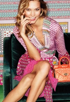 Karlie Kloss' New Diane von Furstenberg Campaign Is Giving Us a Headache (Forum Buzz)