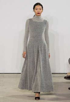 Emilia Wickstead Fall 2016 Runway