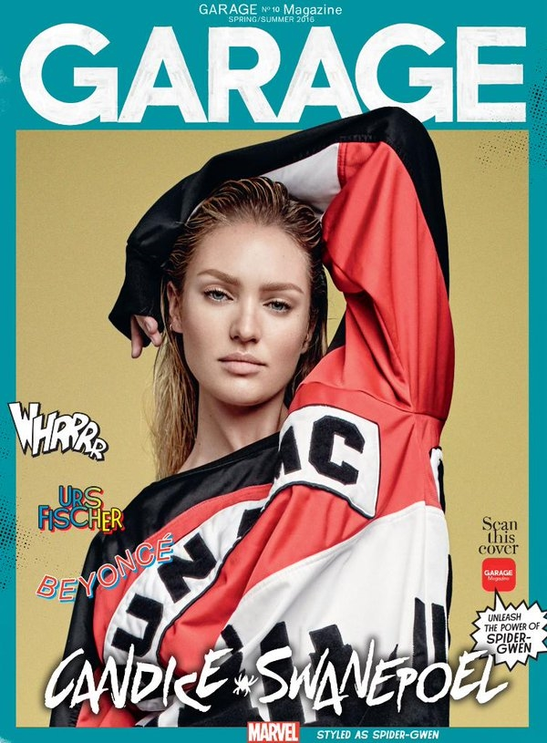 Garage #10 Spring/Summer 2016 by Patrick Demarchelier