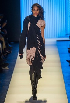 Hervé Léger by Max Azria Fall 2016 Runway