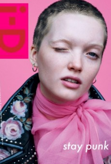 Forums Object to i-D Magazine's Lackluster Punk-Inspired Covers With Ruth Bell and Others (Forum Buzz)