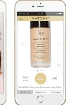 Need Custom-Blended Foundation? There's an App for That