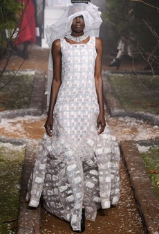 Thom Browne Fall 2016 Runway