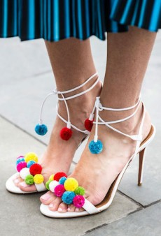 Street Style: The Most Gorgeous Shoes of Fashion Month (Plus Where to Buy Them)