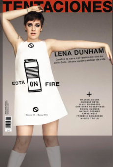 "Lena Dunham Apologizes for Photoshop Accusation: ""I Can't Tell What's Been Slimmed and What Hasn't"""